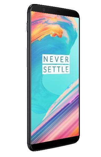 Productafbeelding van de OnePlus 5T 64GB Black