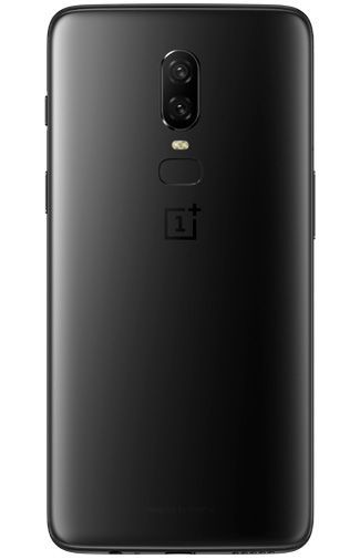 Productafbeelding van de OnePlus 6 128GB Midnight Black
