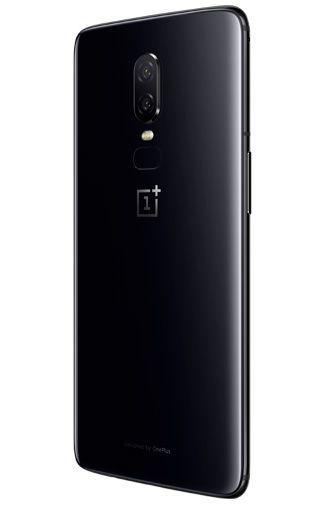 Productafbeelding van de OnePlus 6 128GB Mirror Black