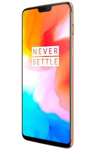 Produktimage des OnePlus 6 128GB Silk Weiß