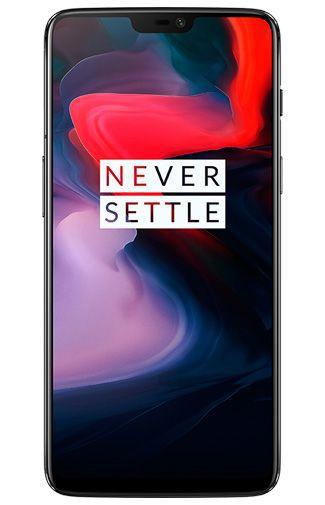 Productafbeelding van de OnePlus 6 64GB Mirror Black