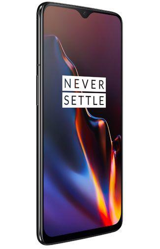 Productafbeelding van de OnePlus 6T 8GB/128GB Mirror Black