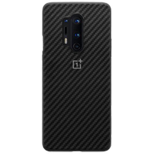 Productafbeelding van de OnePlus Bumper Case Karbon OnePlus 8 Pro