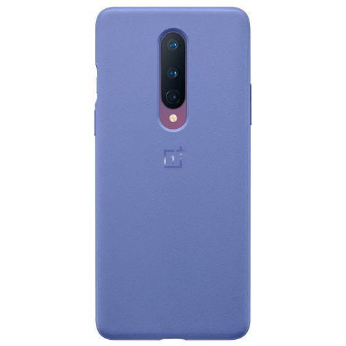 Productafbeelding van de OnePlus Bumper Case Sandstone Purple OnePlus 8