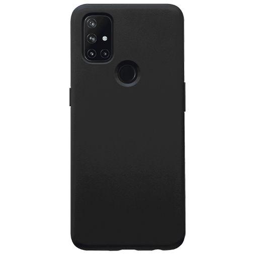 Productafbeelding van de OnePlus Kunststof Back Cover Zwart OnePlus Nord N10