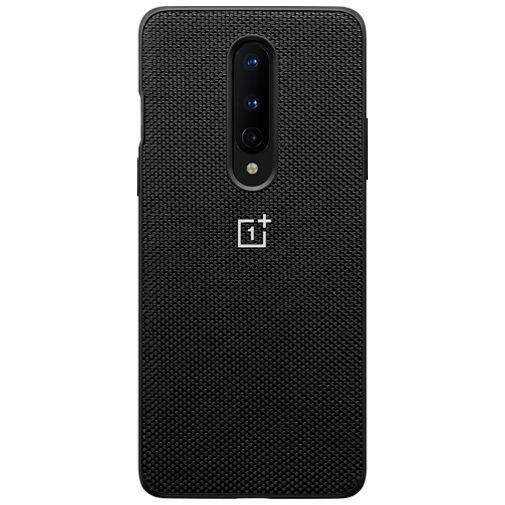 Productafbeelding van de OnePlus Nylon Bumper Case Black OnePlus 8