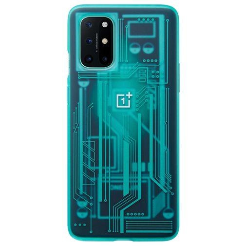 Productafbeelding van de OnePlus Quantum Back Cover OnePlus 8T Blauw