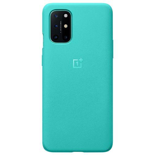 Productafbeelding van de OnePlus Sandstone Back Cover OnePlus 8T Blauw