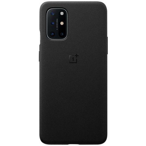 Productafbeelding van de OnePlus Sandstone Back Cover OnePlus 8T Zwart