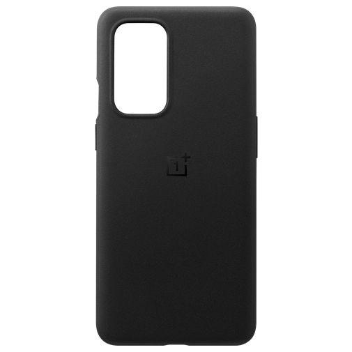 Productafbeelding van de OnePlus Sandstone TPU Back Cover Zwart OnePlus 9