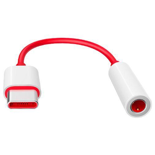 Produktimage des OnePlus USB-C auf 3.5mm Jack Adapter Kabel