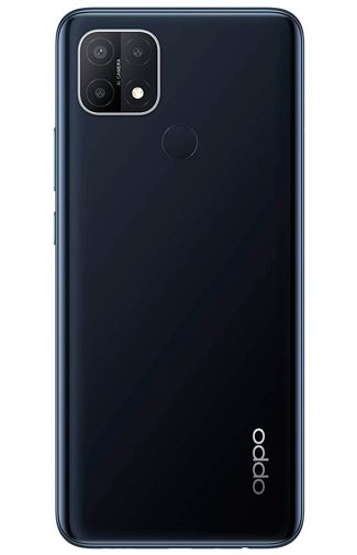Product image of the Oppo A15s Black