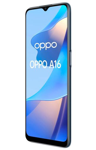 Product image of the Oppo A16 64GB Black