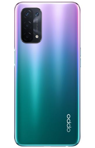 Product image of the Oppo A54 Purple