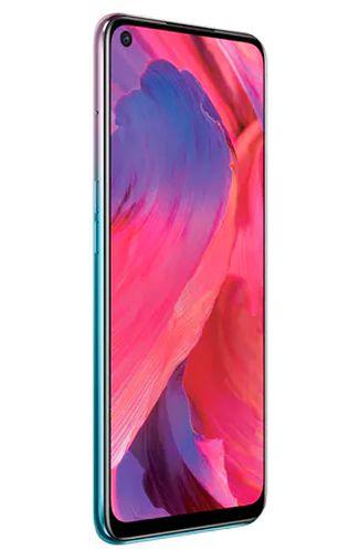 Productafbeelding van de Oppo A74 5G Paars