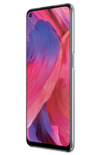 Product image of the Oppo A74 5G Silver
