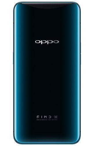 Productafbeelding van de Oppo Find X Blue