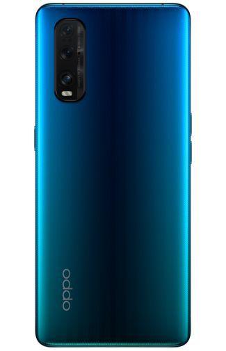 Productafbeelding van de Oppo Find X2 Blue