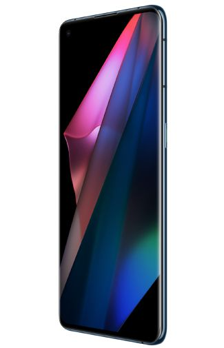 Product image of the Oppo Find X3 Pro Blue