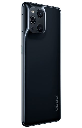 Productafbeelding van de Oppo Find X3 Pro Zwart