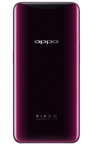 Productafbeelding van de Oppo Find X Red
