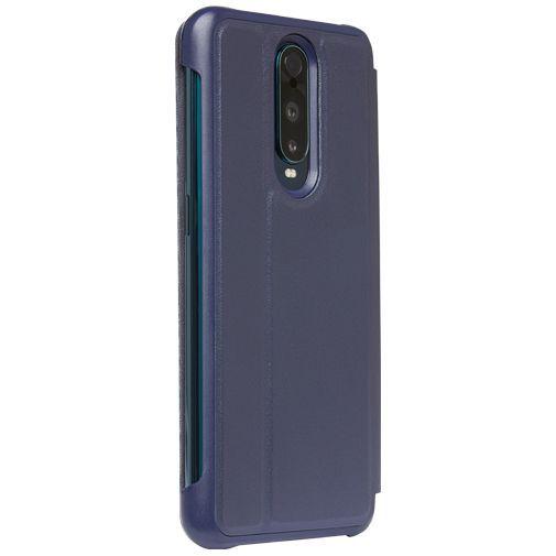 Productafbeelding van de Oppo Protective Book Case Blue RX17 Pro