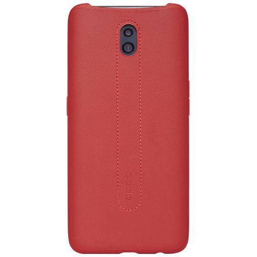 Productafbeelding van de Oppo Protective Shell Red Oppo Reno