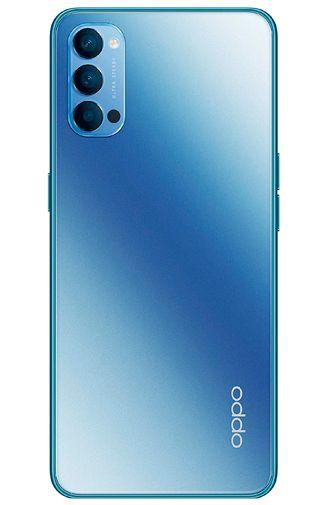 Productafbeelding van de Oppo Reno 4 5G Blauw
