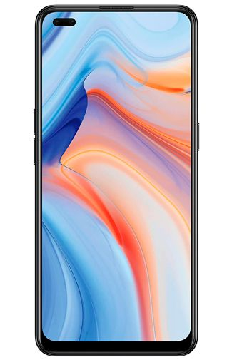 Product image of the Oppo Reno 4 5G Black