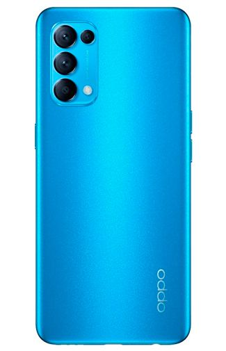 Product image of the Oppo Reno5 5G Blue