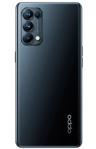 Product image of the Oppo Reno5 5G Black