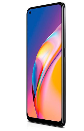 Product image of the Oppo Reno5 Z Black