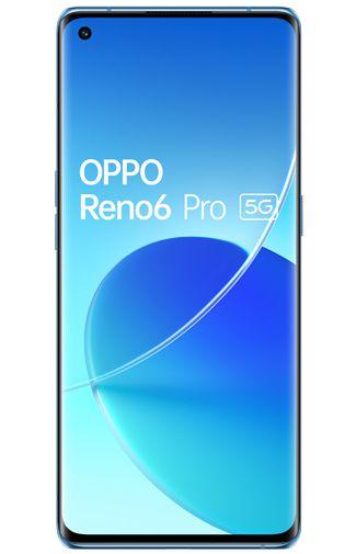 Oppo Reno6 Pro Blauw