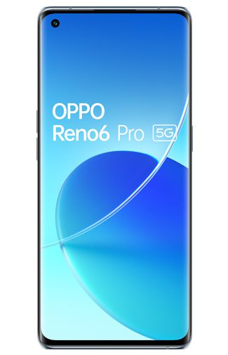 Product image of the Oppo Reno6 Pro Grey