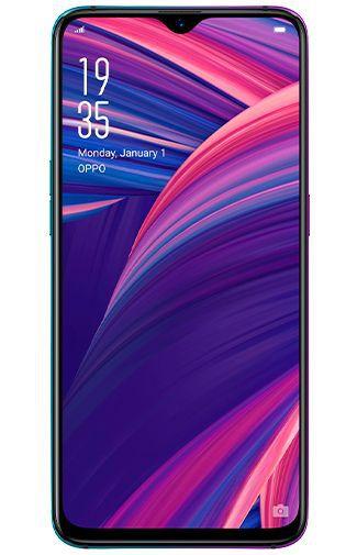 Productafbeelding van de Oppo RX17 Pro Blue