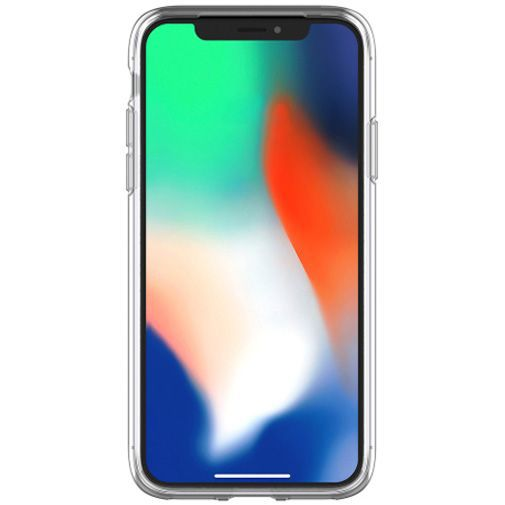 Productafbeelding van de Otterbox Clearly Protected Case Clear Apple iPhone X