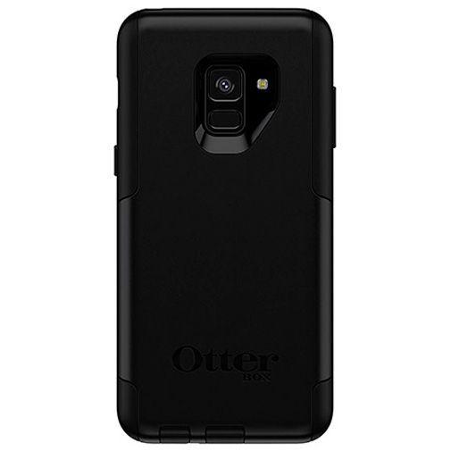 Productafbeelding van de Otterbox Commuter Case Black Samsung Galaxy A8 (2018)