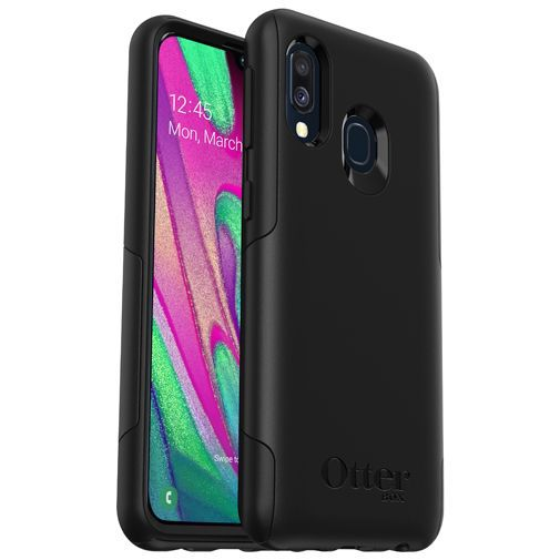 Productafbeelding van de Otterbox Commuter Case Black Samsung Galaxy A40