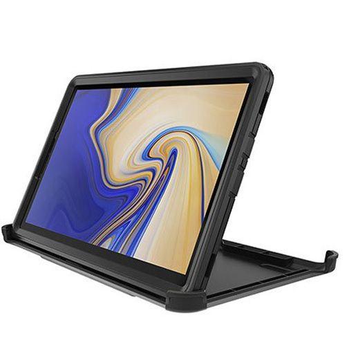 Productafbeelding van de Otterbox Defender Case Black Samsung Galaxy Tab S4 10.5