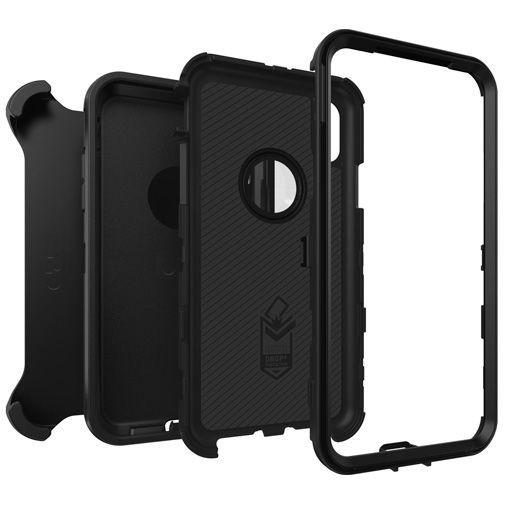 Productafbeelding van de Otterbox Defender Case Black Apple iPhone XR