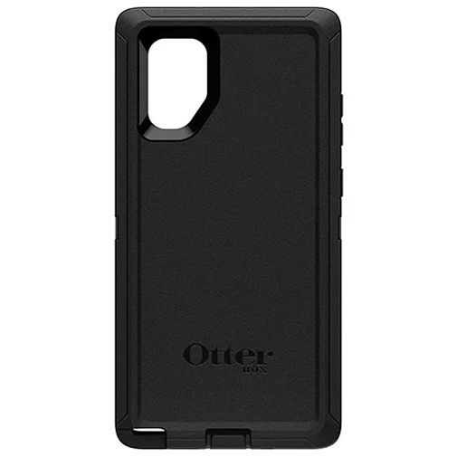 Productafbeelding van de Otterbox Defender Case Black Samsung Galaxy Note 10+