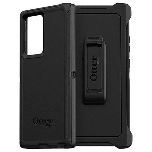 Productafbeelding van de Otterbox Defender Case Black Samsung Galaxy Note 20 Ultra