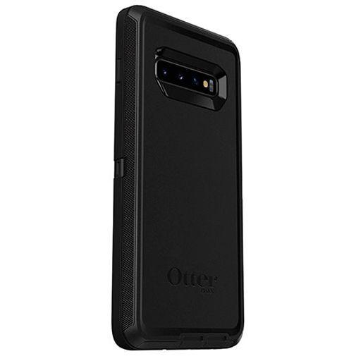 Productafbeelding van de Otterbox Defender Case Black Samsung Galaxy S10+
