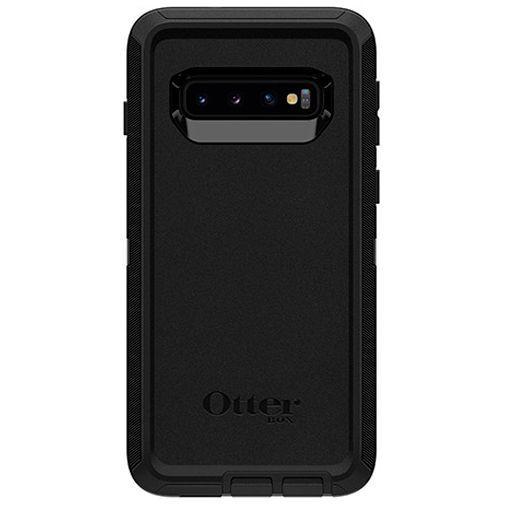 Produktimage des Otterbox Defender Schutzhülle Schwarz Samsung Galaxy S10 G973