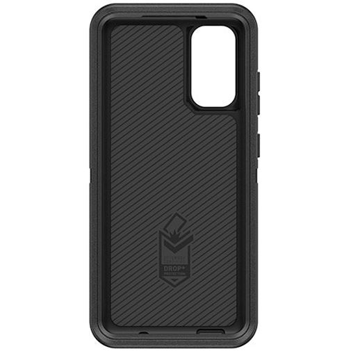 Productafbeelding van de Otterbox Defender Case Black Samsung Galaxy S20