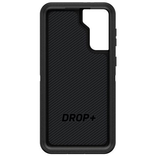 Productafbeelding van de Otterbox Defender Kunststof Back Cover Zwart Samsung Galaxy S21+ 5G