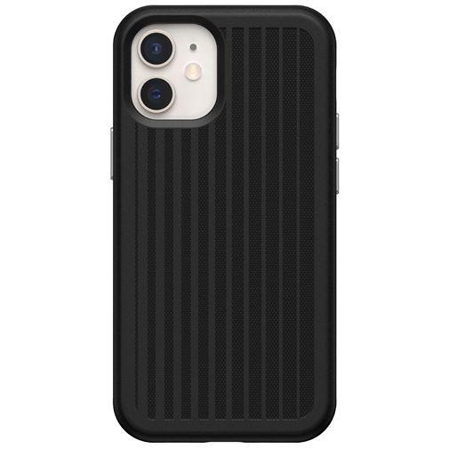 Productafbeelding van de Otterbox Easy Grip Kunststof Back Cover Zwart Apple iPhone 12 Mini