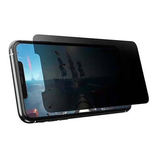 Productafbeelding van de Otterbox Gaming Gehard Glas Privacy Screenprotector Apple iPhone 11 Pro Max