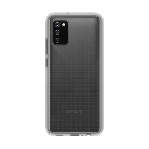 Productafbeelding van de OtterBox React Kunststof Back Cover Transparant Samsung Galaxy A02s
