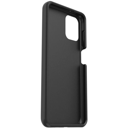 Productafbeelding van de OtterBox React PC Back Cover Zwart Samsung Galaxy A12